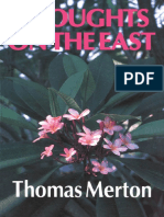 Thomas Merton Thoughts on the East