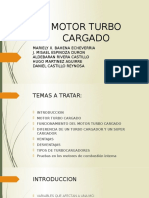 Motor Turbo Cargado Mfc