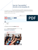 Condiciones Laborales en Honduras