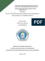 analisis cerpen karya faisal baraas.docx