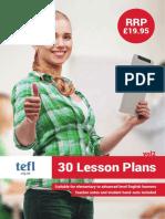 Lesson Plans Vol 2