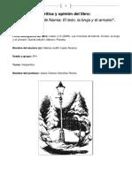 Las Crónicas de Narnia Crítica