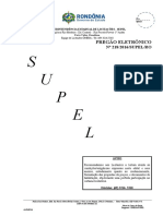 Edital 218.16 SRP Agenc. de Viagens Terrestres