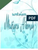 Untaian Mutiara Hikmah Vol 6