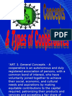 Cooperatives Types