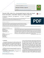 Journal of Power Sources Volume 331 Issue 2016 [Doi 10.1016%2Fj.jpowsour.2016.09.078] Simonetti, E.; Maresca, G.; Appetecchi, G.B.; Kim, G.-t.; Loeffl -- Towards Li(Ni0.33Mn0.33Co0.33)O2_graphite Batt