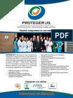 Brochure Proteger