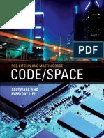 Rob Kitchin Codespace 1
