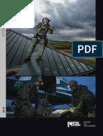 Petzl Catalog Tactical 2016 ES