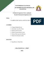 Clasificacion Visual Manual de Los Suelos