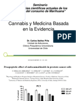 Cannabis y Medicina Basada en La Evidencia Dr. Ibáñez