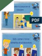 Normas de La Sala de Informaticfa