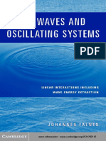 Ocean Waves and Oscillating Syst
