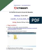 Octagon SF10x8HD Anleitung CCcam Install 27.10.10