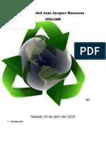 Ensayo Tecnologia y El Medio Ambiente