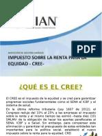 EXPO. CREE