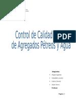 Aridos Petreos