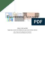 Engineering Acoustics