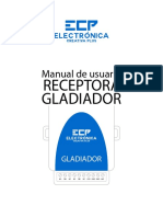 Manual Usuario Receptora Gladiador