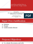 410 sugar cookies presentation