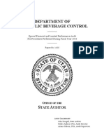 2016 DABC Performance Audit