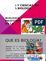 Proyecto Biologia