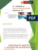 Vacuna Dtmodf Pao