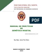 Manual de Practica Genetica Vegetal 2016