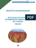 Proyecto de Investigacion de La Quinua