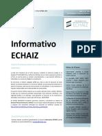 Informativo ECHAIZ 0230