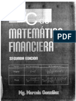 Matematica Financiera - II Edicion.