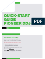 Pioneer Ddj-sx2 Qsg