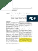 Fetal & Maternal Energy Metabolism During Labor