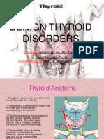 Thyroid PowerPoint Presentation