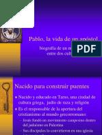 Biografia de Pablo y Sus Viajes
