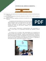 Antecedentes Históricos Del Derecho Ambiental Guatemalteco