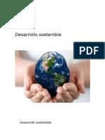 Desarrollo sostenible