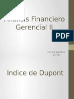 1 Primer Sábado - análisis financiero II