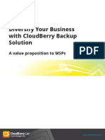 Cloud Berry Backup