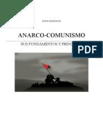 Kropotkin, Piotr - Anarcocomunismo, Sus Fundamentos y Principios.