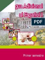 Lengua Adicional Al Espanol Ilibro Tc.