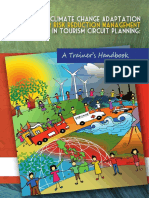 A Trainer's Handbook-Climate Change Adaptation and Disaster Risk Reduction Management in Tourism Circuit Planning