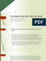 Contaminación en El Aire Exposicion2