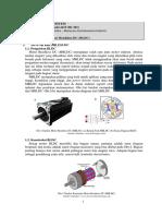 Pemodelan BLDC - Dinamika Sistem