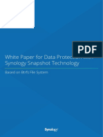 Synology Data Protection White Paper