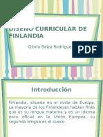 Diseño Curricular de Finlandia