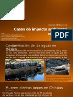 Casos Drásticos Ambientales en México