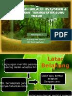 Presentasi Ekologi