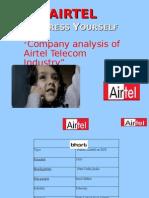 Mis Report of Airtel