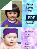 Yesus Sayang Padaku - Jesus Loves Me